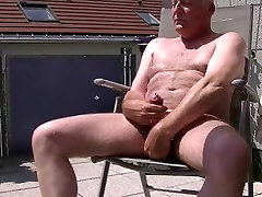 Crazy homemade gay scene with Solo Male, Outdoor scenes
