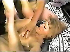 Amateur MMF threesome - Mature wife shared