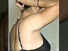 Bhabhi in bra panty