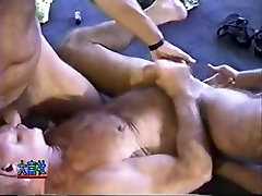 Fabulous amateur gay video with Group Sex, Small Cocks scenes