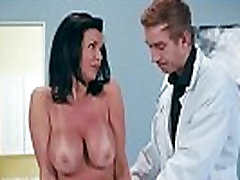 Brazzers - Doctor Adventures - Mom Visits Doc scene starring Veronica Avluv and Danny D