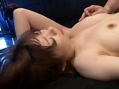 Incredible Japanese chick Nao Mizuki in Exotic JAV movie