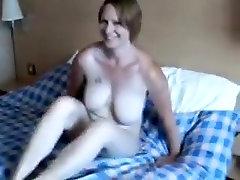 Crazy Amateur clip with Mature, Close-up scenes