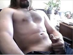 Horny homemade gay video with Solo Male, Masturbate scenes