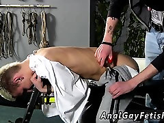 Gay adult youth bondage Reece Gets Anally d
