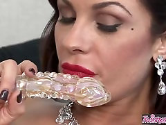 Twistys - Dirty Girl In Red - Kirsten Price