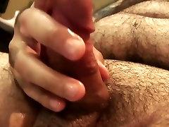 Big Cumshot on Belly