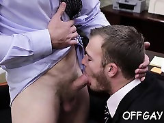 Mature men love fucking at work whilst on their break