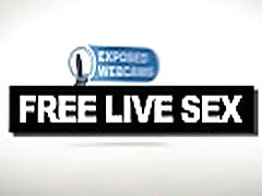 Voyeur Mom Hacked Webcam Mature Stepmother Masturbates WatchSexCam.com