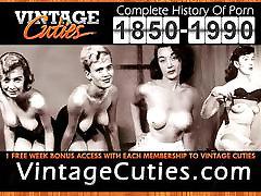First Vintage Hardcore Fucking Video 1900s 1900s Retro