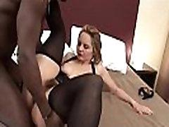 I want you to watch me choking on big black cock