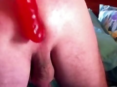 Fabulous amateur gay movie with Solo Male, DildosToys scenes
