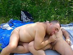 Exotic amateur gay movie with Daddies, Outdoor scenes