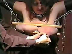 Fabulous homemade BDSM, Mature xxx video