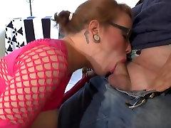 Hottest amateur Blowjob, Mature sex clip