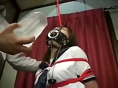 Crazy homemade BDSM porn movie