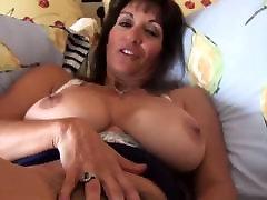 Cock Craving Milf Gets Creampied