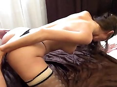 Decent anal with russian milf