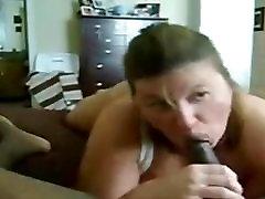bbw blowjob
