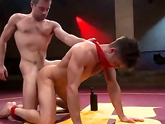 Gay - wrestling and fucking