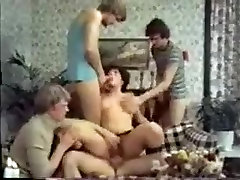 Hottest Amateur movie with Vintage, Group Sex scenes