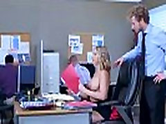 Hot Sex In Office With Big Round Boobs Girl Kagney Linn Karter video-14