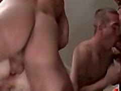 Bukkake Boys Gay Porn - Nasty bareback facial cumshot parties 4