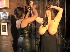 Exotic homemade BDSM, Fetish sex movie