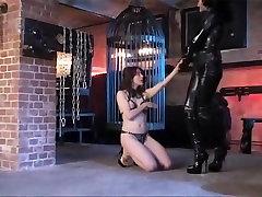 Horny amateur Fetish, BDSM porn scene