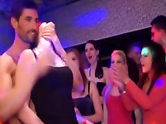 Amateur Party Eurobabes Lick Pussy in a Club.wmv