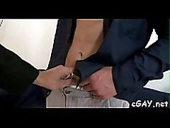 Hardcore booty drilling with gays