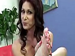 Black Meat White Feet - Interracial Foot Fetish Video 28