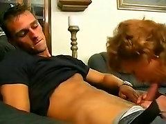 Incredible amateur Vintage porn movie