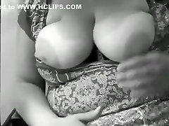 Crazy Homemade video with BBW, Brunette scenes