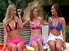 Mature Lesbians Brianna Ray &amp Kristen Cameron &amp Star Play In Front Of Camera vid-23
