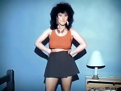 Really saying something - vintage jiggling boobs strip dance