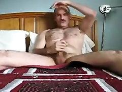 Incredible male in crazy handjob, bears homo sex clip