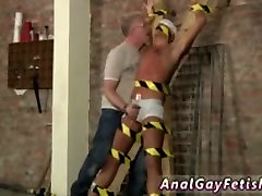 Nude male and bondage movie gay fat men Slave Boy Made To Squirt
