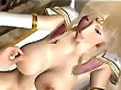 Blonde Fuck 3D Hentai