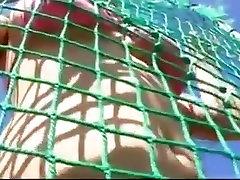 Incredible homemade Big Natural Tits, Teens porn video