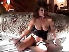 Incredible homemade Mature, Blowjob sex video