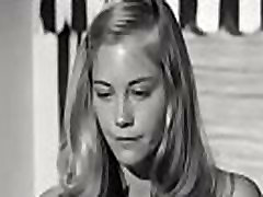 Cybill Shepherd - Last Picture Show pool and bedroom scenes