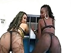 Round And Brown - Ebony Luscious Big Ass Godess Fucked Hard 30