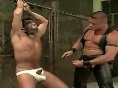 Incredible male in amazing bdsm gay porn video