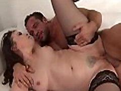 MILFGonzo Dana Dearmond squirts while being fucked