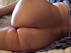 BBW Wife Clair - Big Areolas And Ass Compilation