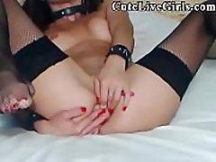 18 College Girls CuteLiveGirls.com Innocent Russian Masterbates E1
