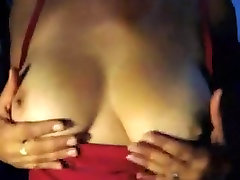 Incredible Amateur clip with Brunette, Close-up scenes