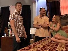 Incredible pornstar Janet Mason in exotic big tits, mature sex video