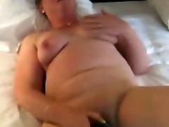 BBW wife jelly vib